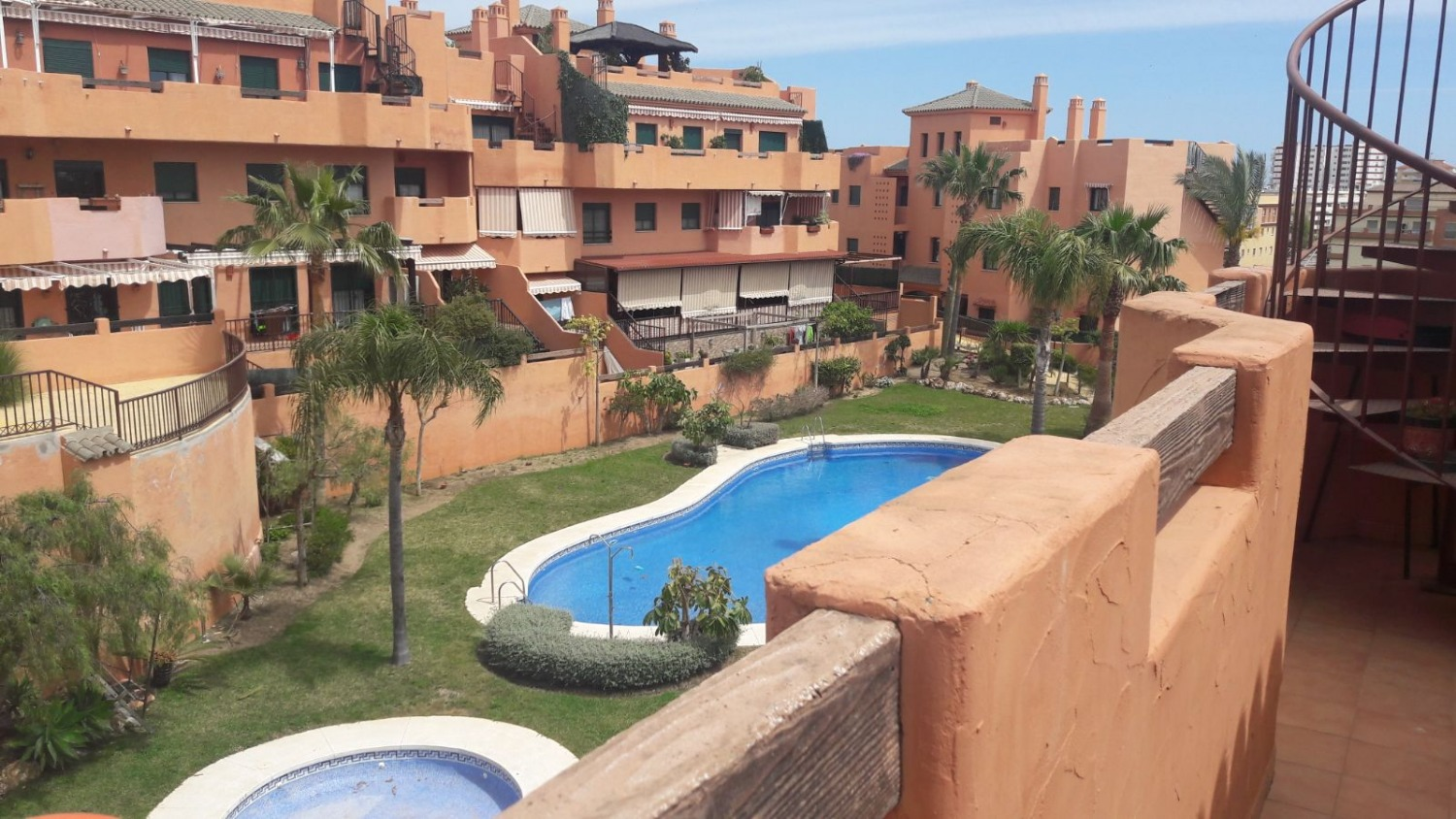 Flat for rent in Torre del Mar